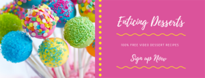 Subscribe To Enticing Desserts