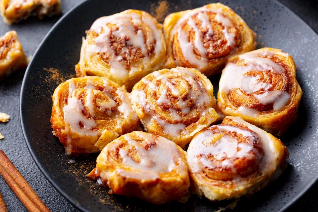 Best Homemade Cinnamon Rolls