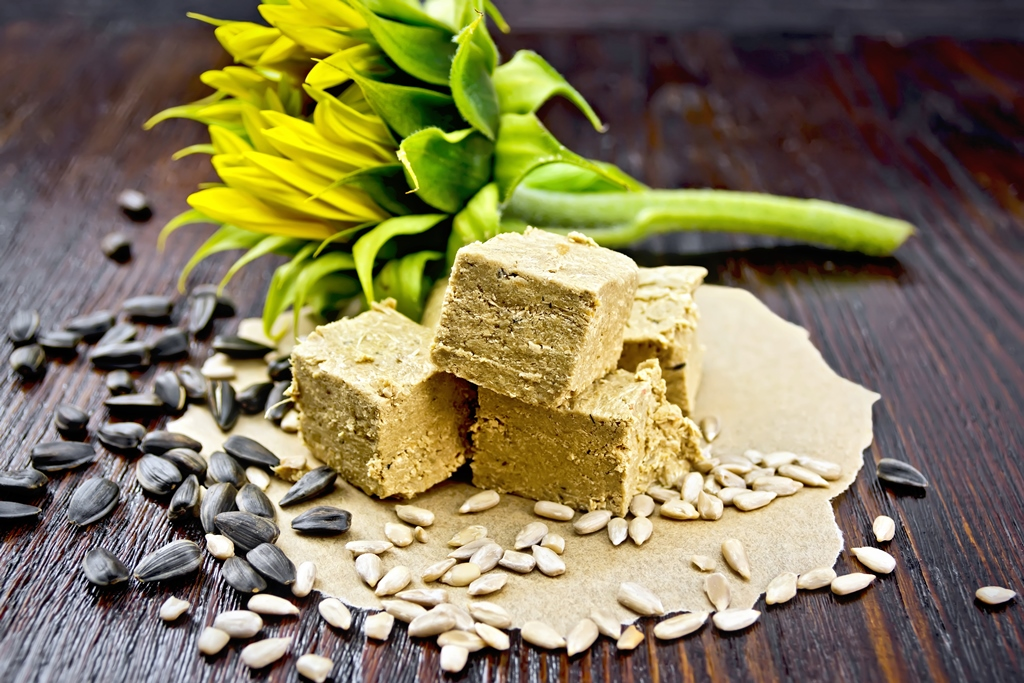 Authentic Middle Eastern Halva