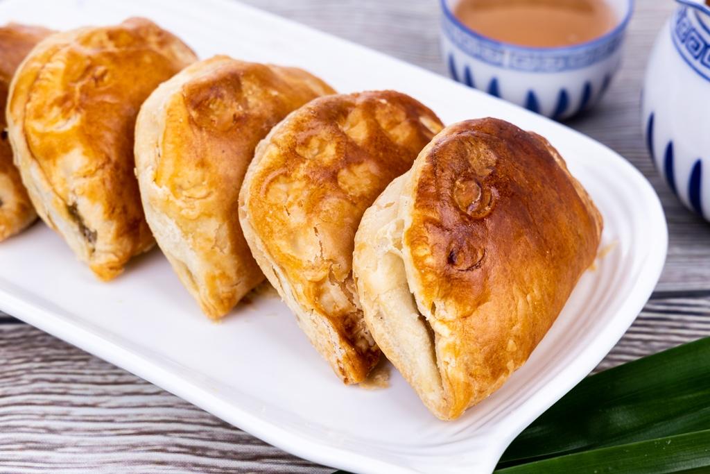 Kaya Puff Pastry (Kaya Kok)
