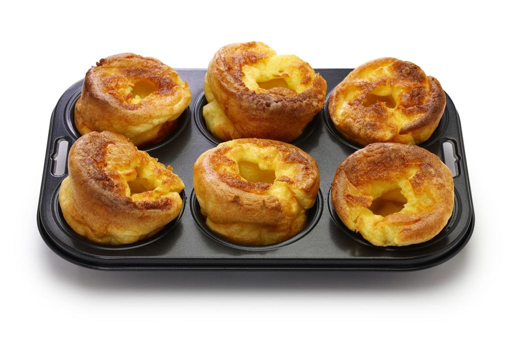 Yorkshire Pudding Dessert