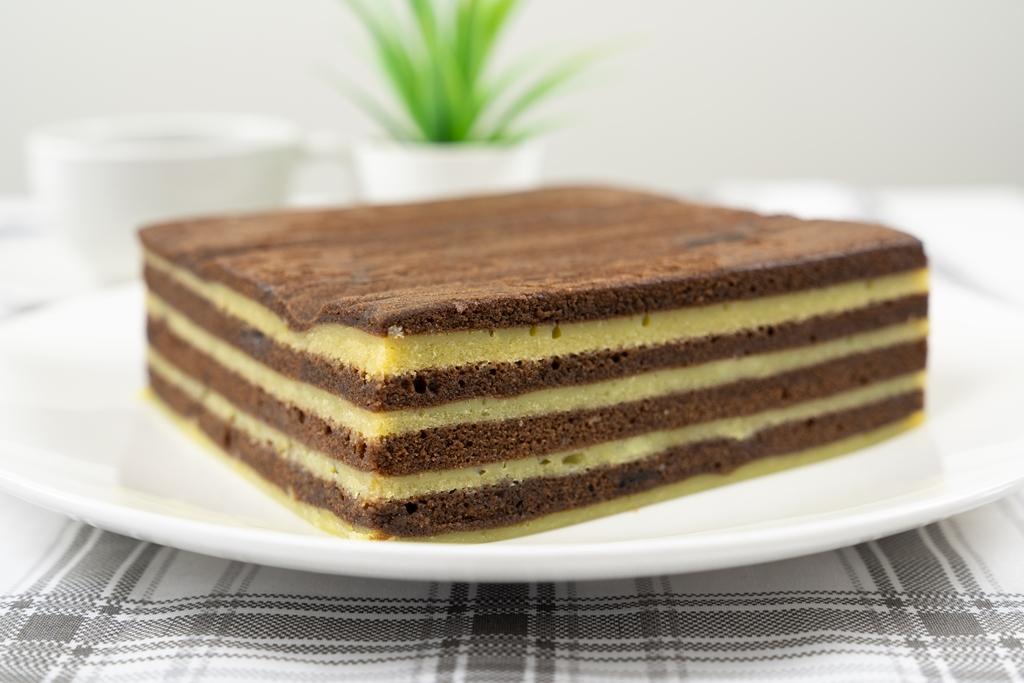 Traditional Layer Cake (Kek Lapis)