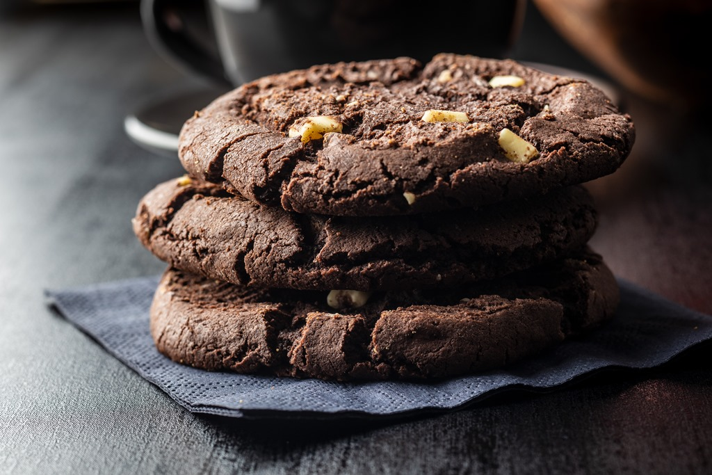 Sweet Chocolate Cookies