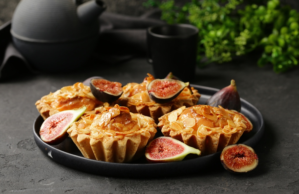 Almond Shortcrust Tartlets